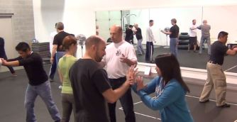 Bruce Young Teaching at Tao of Water Seminar